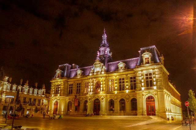 Presupuesto de mudanza a Poitiers