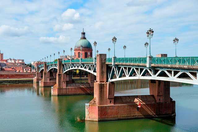 Mudanzas a Toulouse