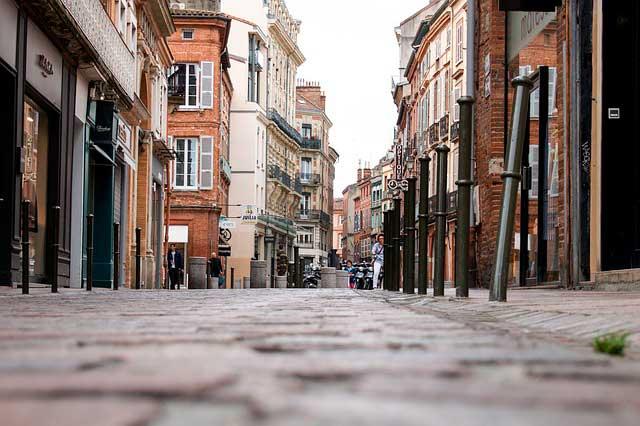 Presupuesto de mudanza a Toulouse