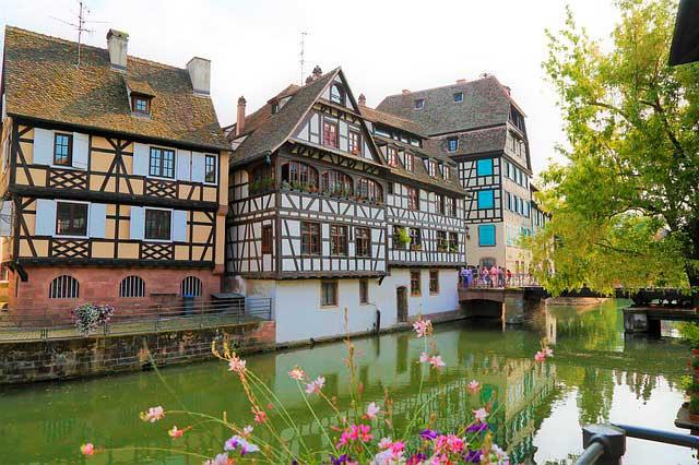 Mudanzas a Estrasburgo