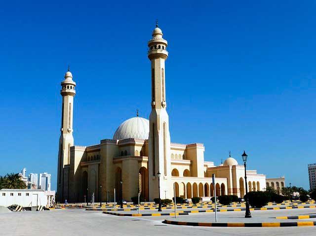 Mudanzas a Bahréin