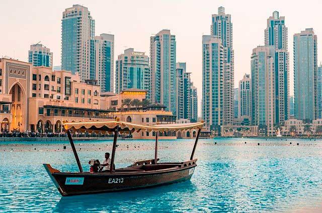 Mudanzas a Dubái