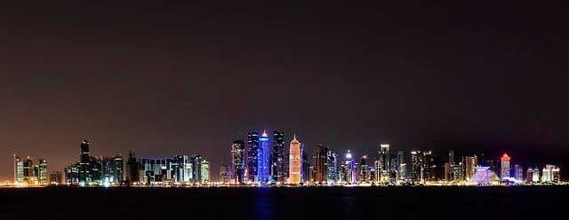 Economía en Qatar