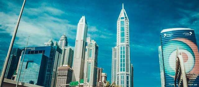 Mudanzas a Emiratos Árabes Unidos