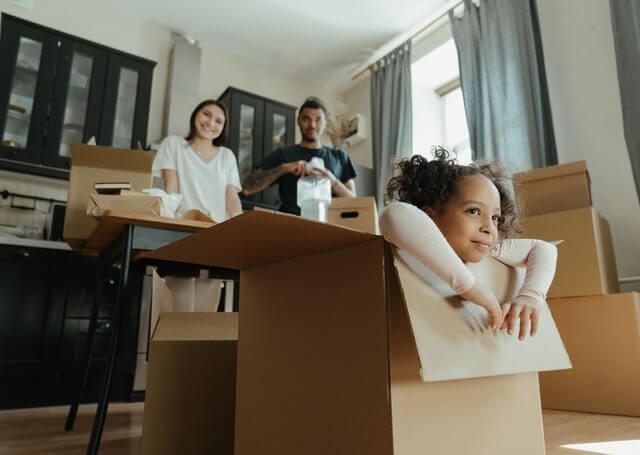¿Qué son los servicios de relocation?