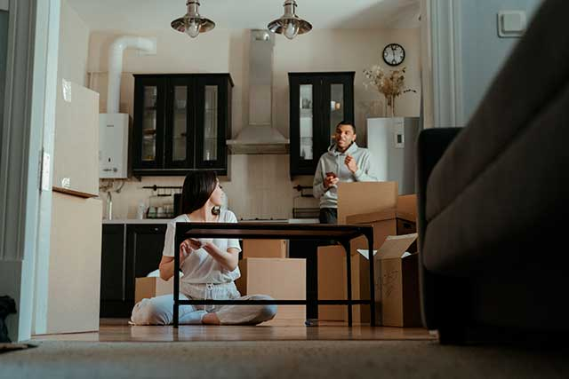¿Uds. se encargan del montaje de mobiliario en destino?