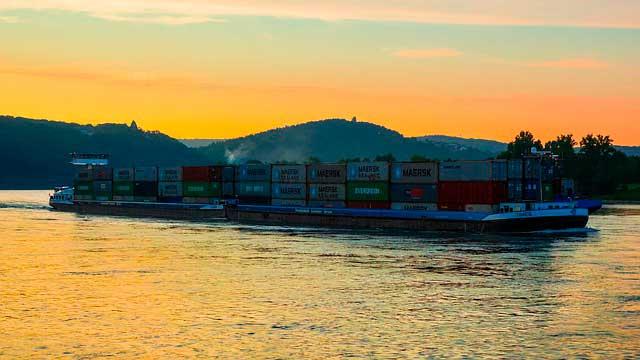 Mudanzas internacionales marítimas