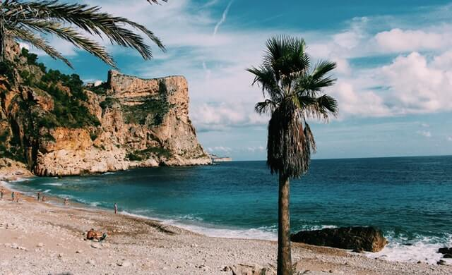 Mudanza de Ibiza a la Península