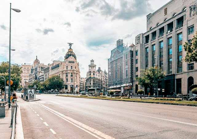Mudanza de Gran Canaria a Madrid