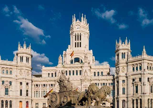 Servicio de mudanza desde Gran Canaria a Madrid