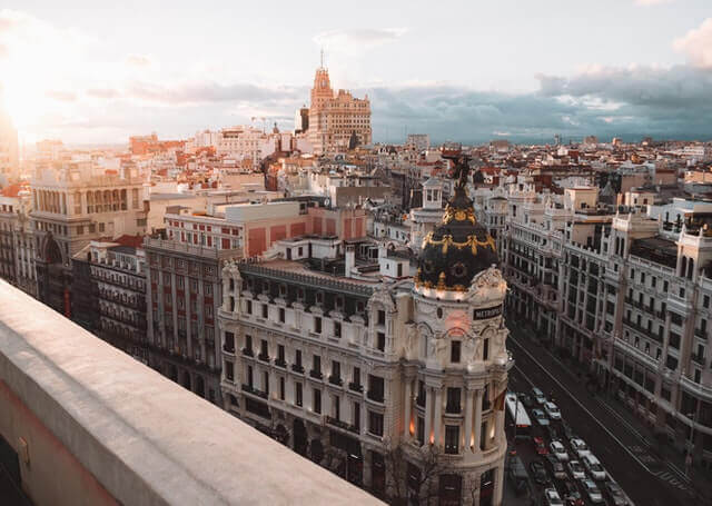 Mudanza de Ibiza a Madrid