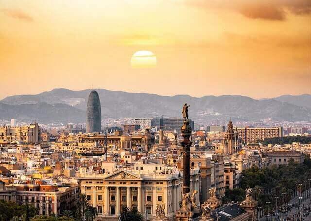 Mudanza de Mallorca a Barcelona