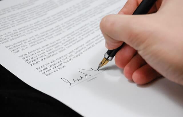 Condiciones del contrato de mudanzas