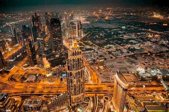 Mudanzas a Emiratos Árabes
