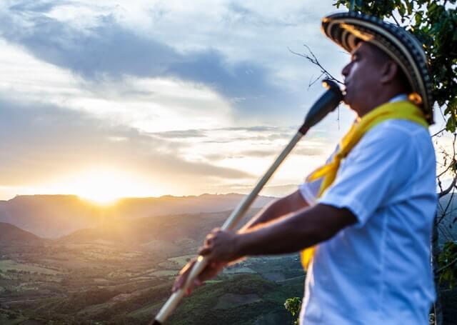 Usos y costumbres de Colombia
