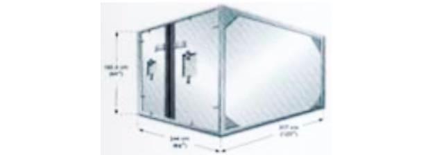 Contenedor a temperatura regulable RMP