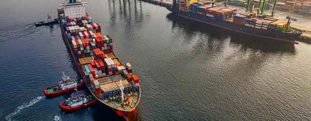 Contenedores para mudanzas marítimas