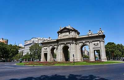 Mudanzas en Madrid capital, zona metropolitana y provincia