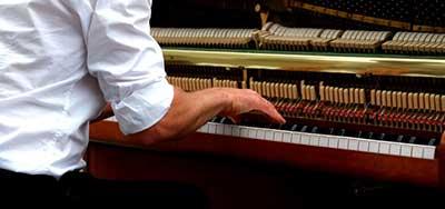 Transporte de pianos en Madrid y en la península