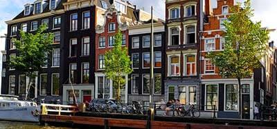 Mudanzas a Ámsterdam