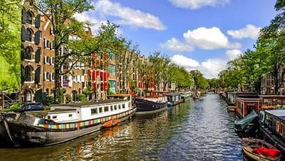 Servicios adicionales de mudanza a Ámsterdam