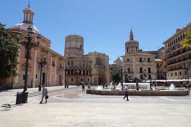 Mudanzas internacionales Valencia