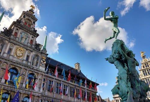 Ciudades de Bélgica donde hacemos mudanzas