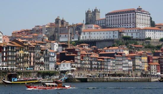 Servicio de mudanzas a Oporto